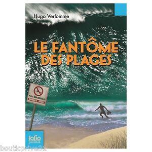 Livre-Le-Fantome-Des-Plages-Hugo-Verlomme-Folio-Junior