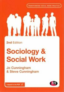 Sociology-and-Social-Work-by-Jo-Cunningham-9781446266670-Brand-New