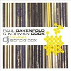 The Ultimate DJ Sample Box * by Norman Cook/Paul Oakenfold (CD, 2005, 2 Discs, Cleopatra)