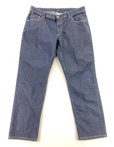 Marmot Men's Straight Leg Dark Wash Jeans • 40 x 3