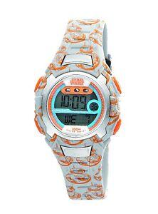 AM PM Star Wars BB-8 Orange Kids Watch SP178-U479 Digital Multi ... c5573c51145