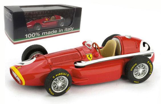 Brumm r196 FERRARI f1 555 'Squalo'  2 DUTCH GP 1955-Mike Hawthorn SCALA
