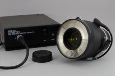[Near Mint] Nikon Medical Nikkor 120mm f/4 Lens w/ AC Unit LA-2 from Japan #5652