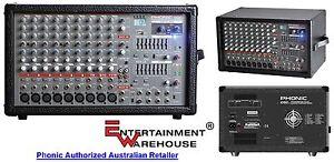 Phonic-Powerpod-1082R-800watt-10-Channel-Powered-Mixer-with-DFX-PPOD1082R