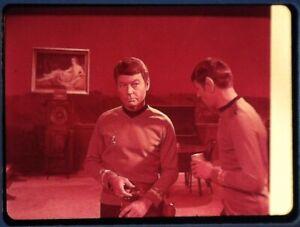 Star-Trek-TOS-35mm-Film-Clip-Slide-Spectre-of-the-Gun-McCoy-and-Spock-3-6-29
