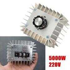 5000W AC 220V High-Power Electronic Regulator SCR Voltage Regulator Module