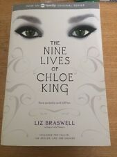 The Nine Lives of Chloe King By Liz Braswell 3in1 Trade Paperback FREE SHIPPING