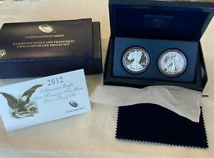 2012-S UNITED STATES MINT PROOF SET KEY DATE 90% SILVER US