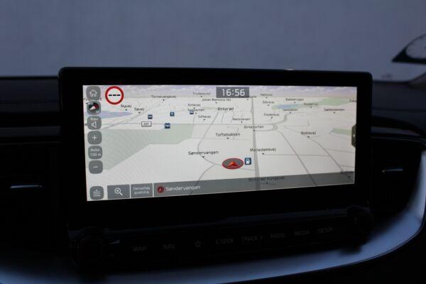 Kia Ceed 1,6 PHEV Upgrade+ SW DCT billede 8