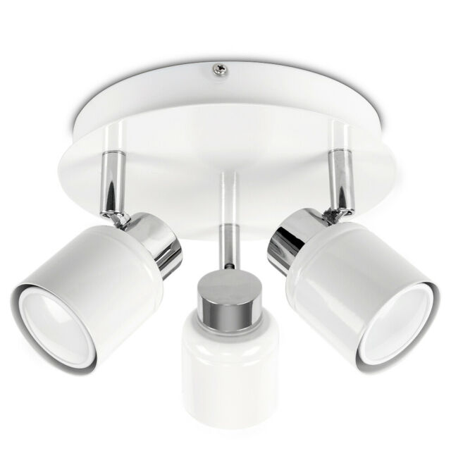 3 Way Flush Led Bathroom Ceiling Light