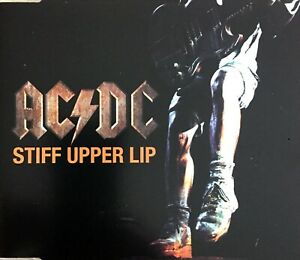 CD-MAXI-SINGLE-AC-DC-STIFF-UPPER-LIP-GERMANY-EDITION-RARE-COLLECTOR-NEUF-2000