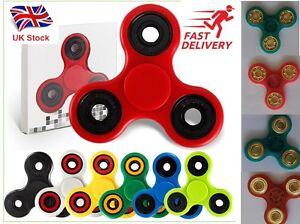 UK-Stock-Fidget-Finger-Hand-Spinner-Focus-Spin-EDC-Bearing-Stress-Toys