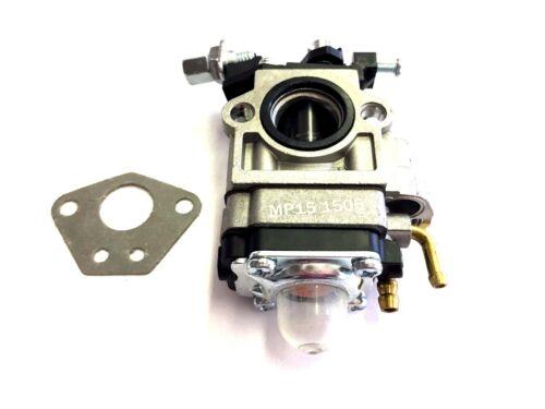 15 mm carburateur avec joint 43CC 49CC Jeunesse Essence Scooter Pocket Bikes