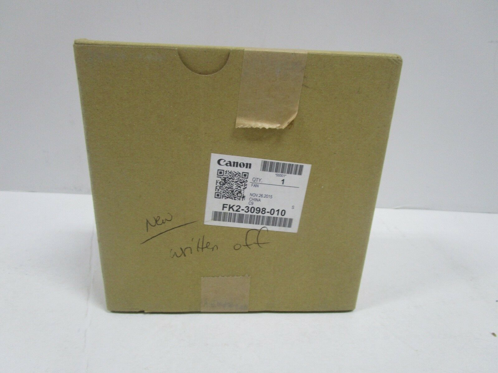 GENUINE CANON FK2-3098-010 PART NEW SEALED SEE PHOTOS