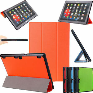 Pour Lenovo Tab 3 10.1 Inch TB-X103F Slim Smart Magnétique Support Cuir Housse