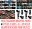 NEW 2019 A2 or A3 Hit TV birthday party fun PEAKY BLINDERS Wrapping Paper A1