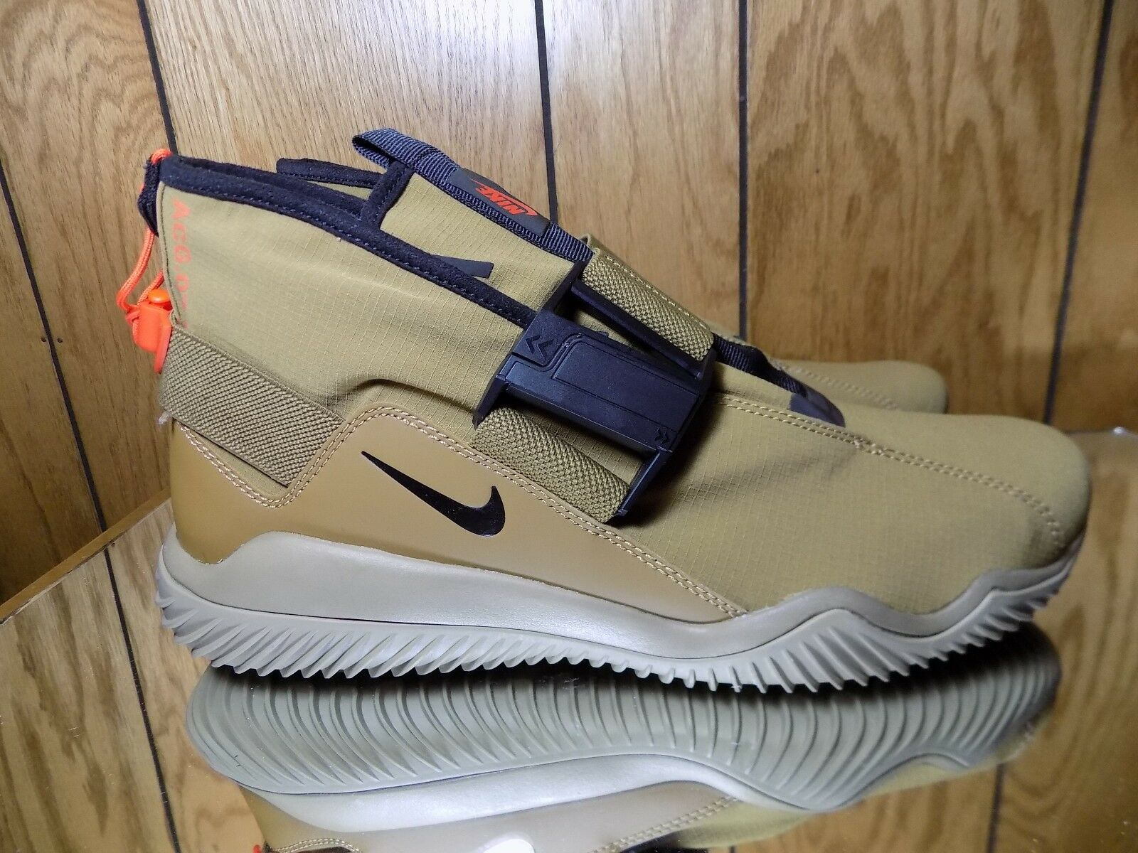 Nike ACG 07 KMTR Size Golden Beige Black Khaki 902776-201 Size KMTR 13 62c457