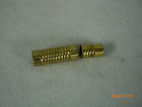 Brass Ferrule Set for Fan /& Dance Stick Construction