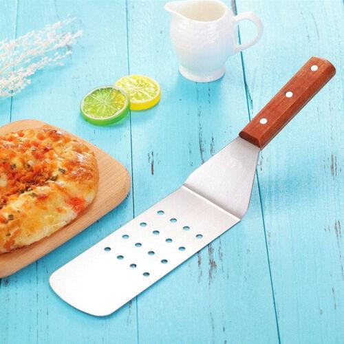 BBQ Grillspachtel Edelstahl Pfannenwender Küchenspachtel