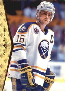1994-95 SP Hockey #12 Pat LaFontaine
