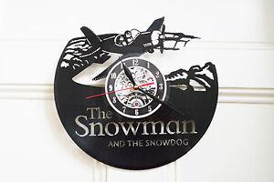 The Snowman amp The Snowdog Design  3  vinyl record wall clock playroom shop - WALLASEY, Merseyside, United Kingdom - The Snowman amp The Snowdog Design  3  vinyl record wall clock playroom shop - WALLASEY, Merseyside, United Kingdom