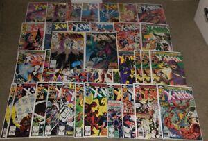 Uncanny-X-men-Grab-Bag-Key-book-1st-App-Gambit-129-130-141-213-244-266-282-READ