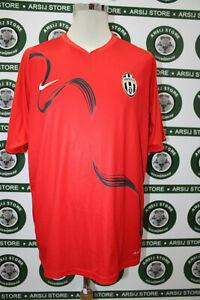 Maglia-calcio-JUVENTUS-TG-XL-shirt-trikot-camiseta-maillot-jersey