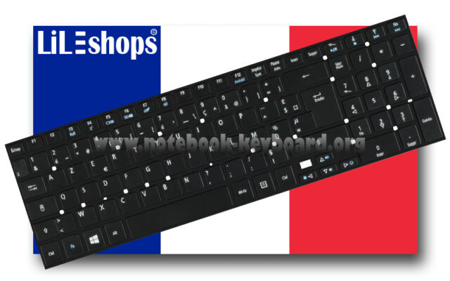 Clavier Français Original Acer Aspire V3-731 V3-731G V3-771 V3-771G Série NEUF
