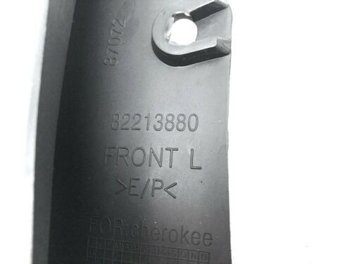 NEW JEEP CHEROKEE//LIBERTY 14-19 MUD FLAPS SPLASH GUARDS WHEEL ARCH MUD COVERS