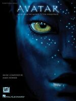 Avatar Sheet Music From Movie Soundtrack Easy Piano Songbook 000313493
