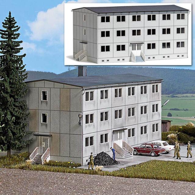 Busch 9607, Kaserne, neu, OVP, Mannschatsgebäude, Verwaltungsgebäude, DDR, NVA