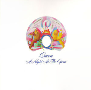 Queen-A-Night-At-The-Opera-Remastered-180-Gram-Vinyl-LP-NEW-amp-SEALED