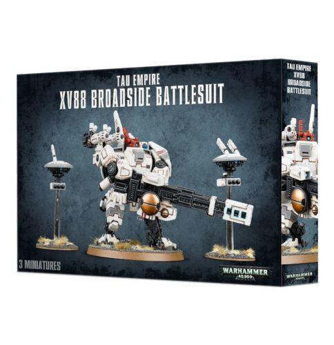 Warhammer 40k Tau XV88 Broadside Battlesuit NIB