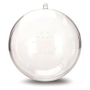 JFM-16-cm-en-Plastique-Transparent-Craft-boule-acrylique-transparent-sphere-Babiole