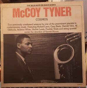 McCoy Tyner Cosmos Blue Note Jazz 2-LPs LA 460H2 Gary Bartz Harold Vick EX/VG+