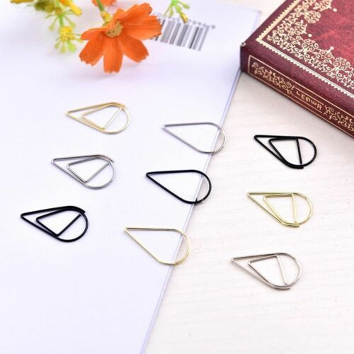 Bookmark Marking Clips Bookmark Paperclip Bookmarks Bookends Metal Bookmarks