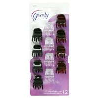 Goody Classics 3 Prong Mini Claw Clip 12 Ea (pack Of 2) on sale
