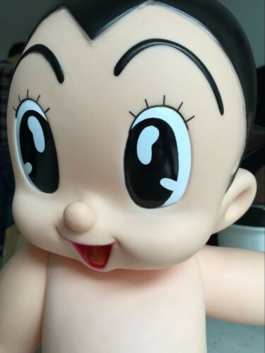 "Giant SIZE Nice Anime Astro Boy Figure Tetsuwan Atom Statue 30""high"