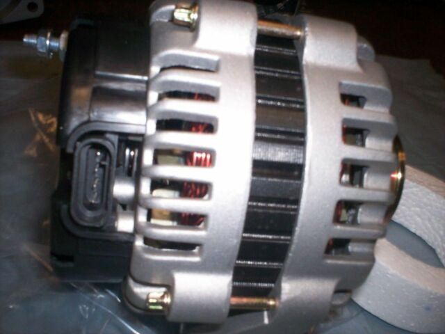 200 Amp High Output New Hd Alternator Chevy Tahoe Suburban Avalanche Hummer