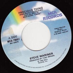 "STEVE WARINER - Precious Thing 7"" 45"