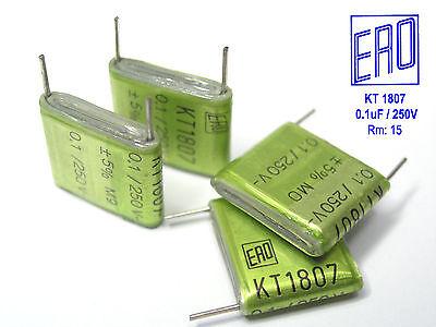 160V  Audio /& Guitar Capacitors  x 10 PIECES 10nF ERO KT1800