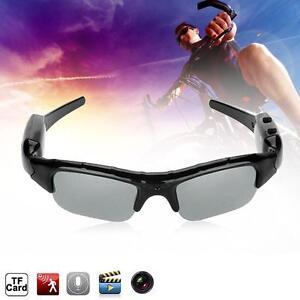 HD Glasses mini Hidden Camera Sunglasses Eyewear DVR Video Recorder Fantastic@DH