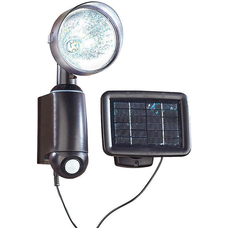Gerade Lunartec Solarstrahler Nr.5 Moderater Preis Beleuchtung
