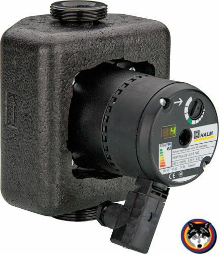 Hocheffizienzpumpe TerraRed LPA 25//4 m Umw/älzpumpe Nassl/äufer Heizungspumpe