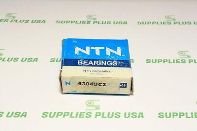 SKF 6304 C3 Premium Ball Bearing Both Sides Open 20x52x15mm-New