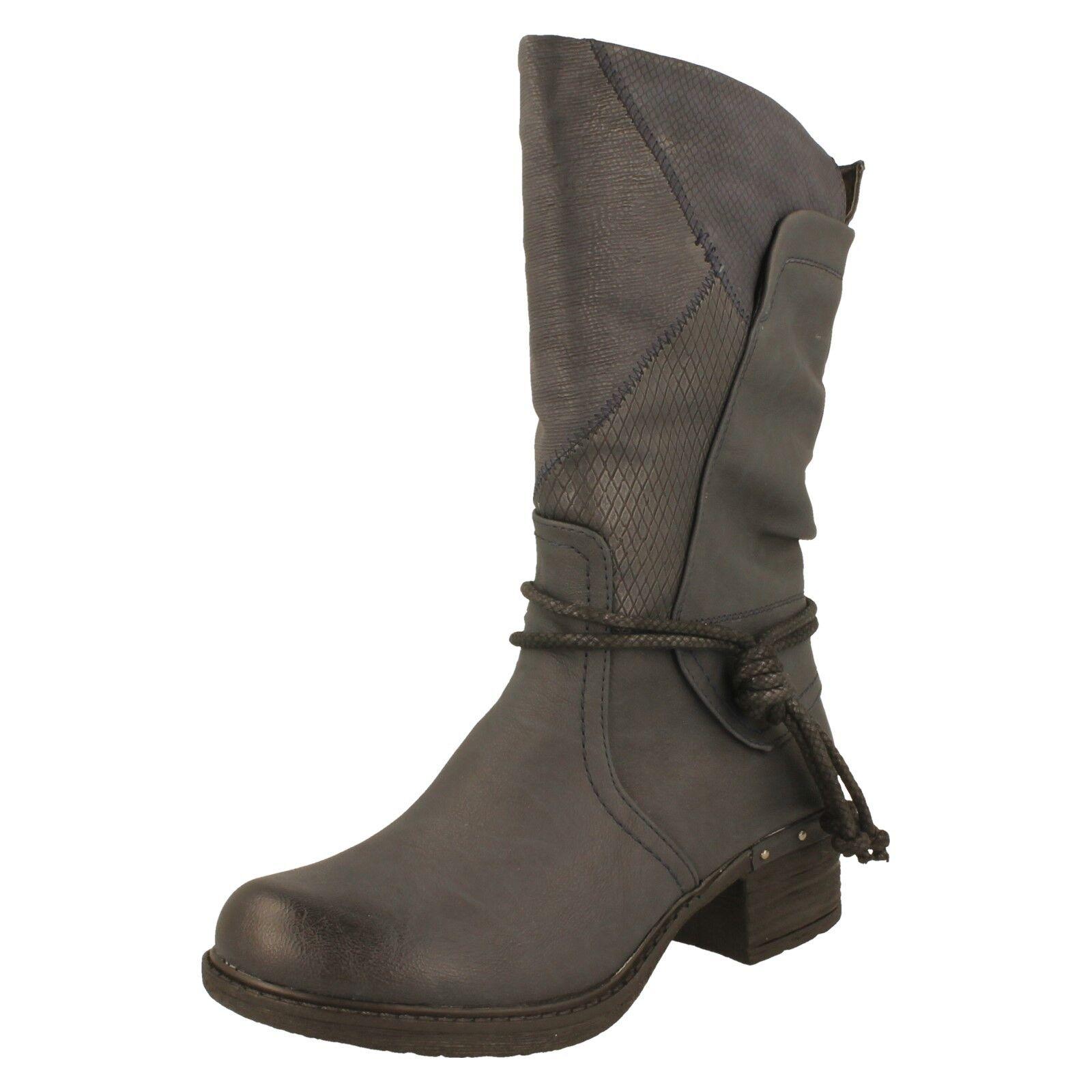 35877cdd LAMICA ELEGANTE Botas de piel zapatos piel botas cuero caña larga 3160  811777