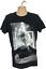 Mens-T-Shirt-Size-Medium-Black-White-Dystopia-Shirt-100-cotton-FreeP-amp-P-mens-Top thumbnail 1