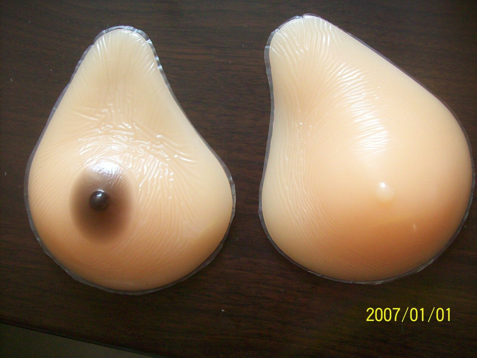 Breast Forms  Fake boobs , false breasts silicone breast TV breasts Bra inserts