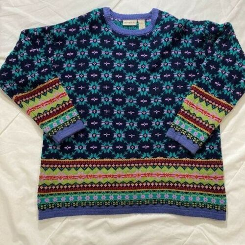 Signature Expressions Sweater Vintage