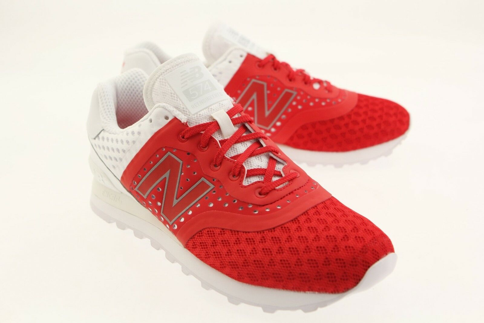 New Balance Men 574 Re-engineered Breathe MTL574MR MTL574MR MTL574MR red white MTL574MR 0b896b